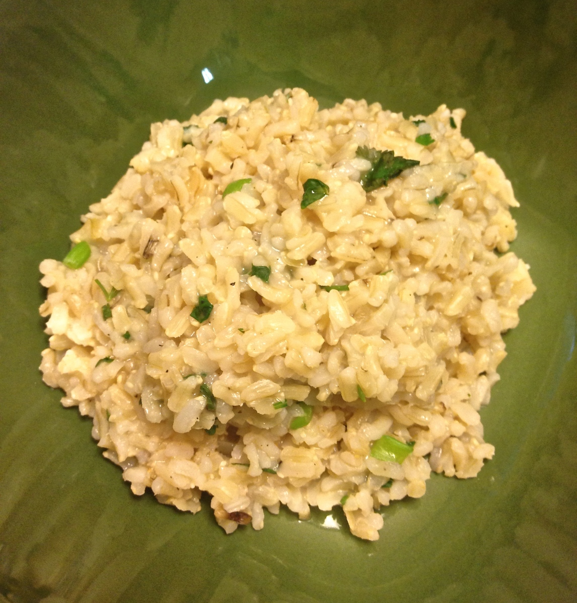 Lime Cilantro Brown Rice 2