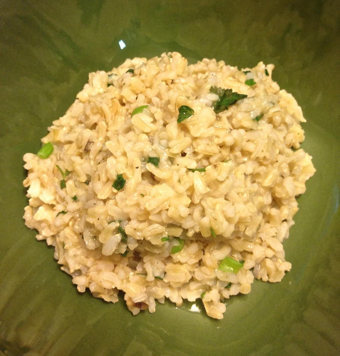 Lime Cilantro Brown Rice 2