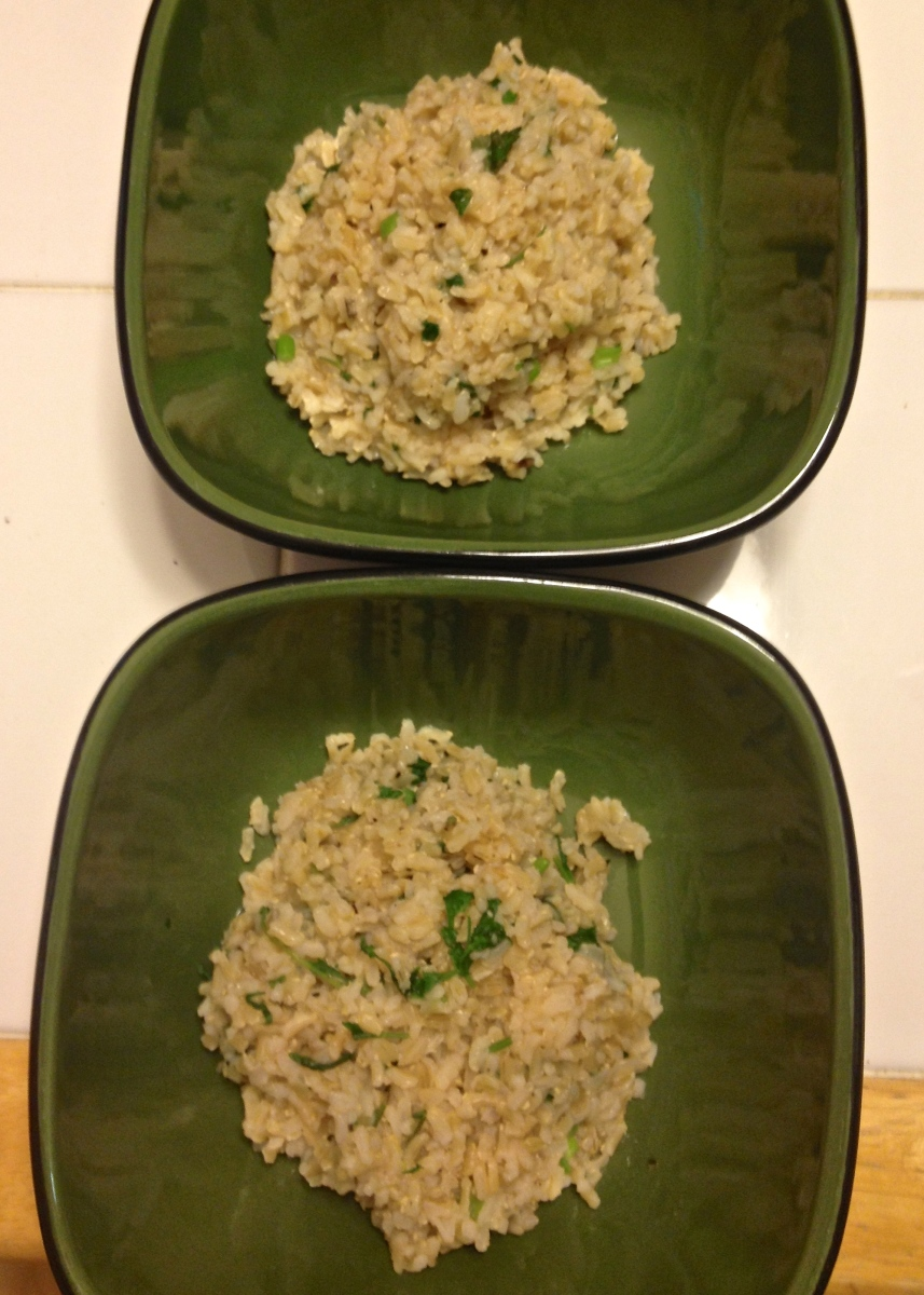 Lime Cilantro Brown Rice 3
