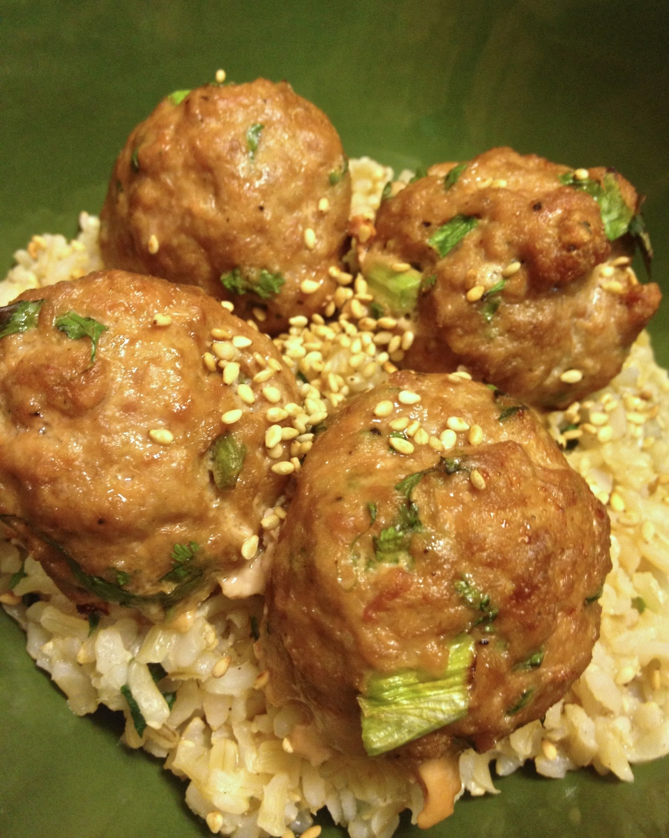 Asian Meatballs 2
