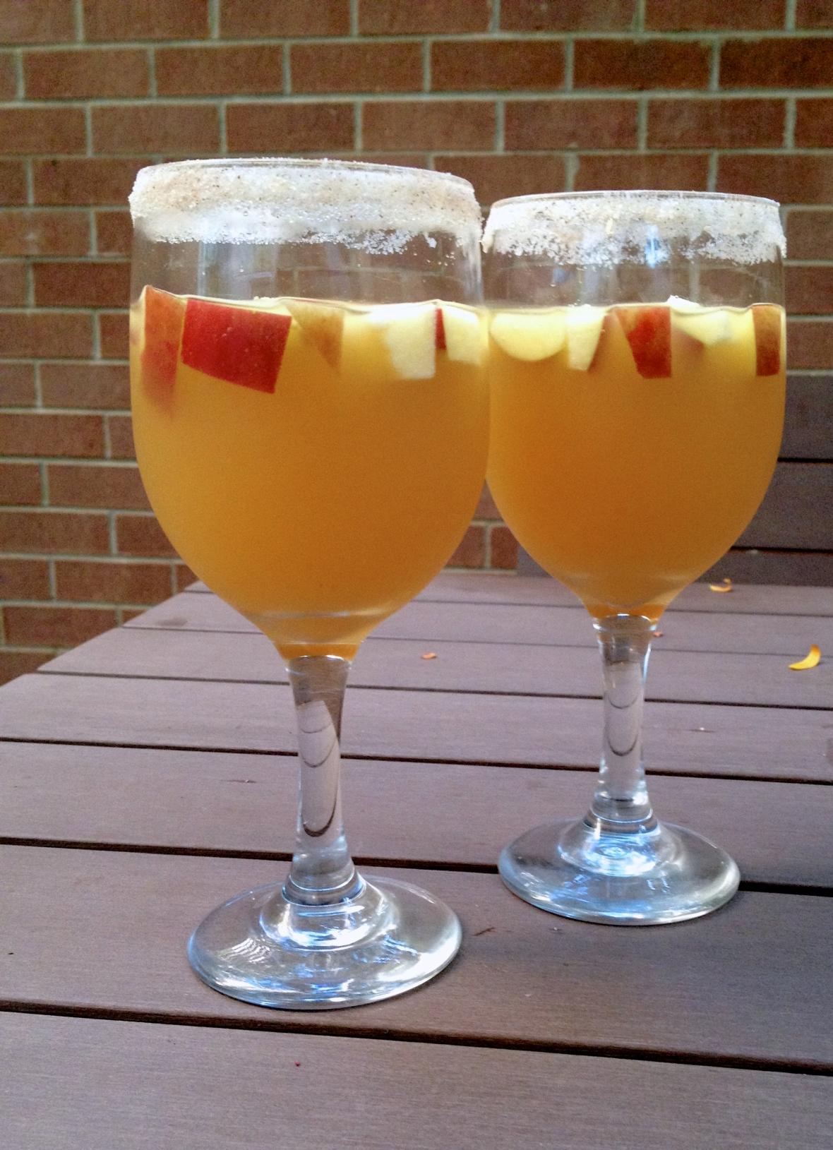 Cider Sangria