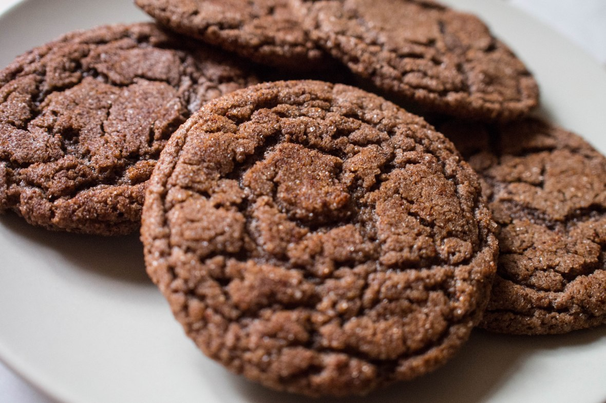 MEXICAN HOT CHOCOLATE COOKIES. | THE SUGARVORE