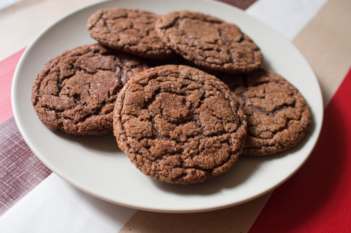 MEXICAN HOT CHOCOLATE COOKIES. – THE SUGARVORE